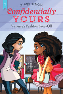 Vanessa's Fashion Face-Off, Jo Whittemore