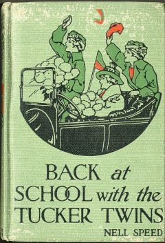 Back at School with the Tucker Twins, Nell Speed