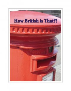 How British is That?!, Archibald St John Smith