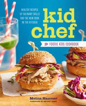 Kid Chef, Melina Hammer