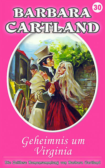 Geheimnis um Virginia, Barbara Cartland