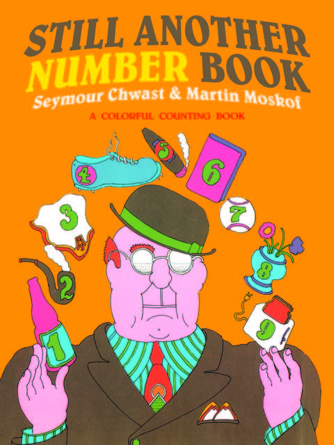 Still Another Number Book, Martin Moskof, Seymour Chwast