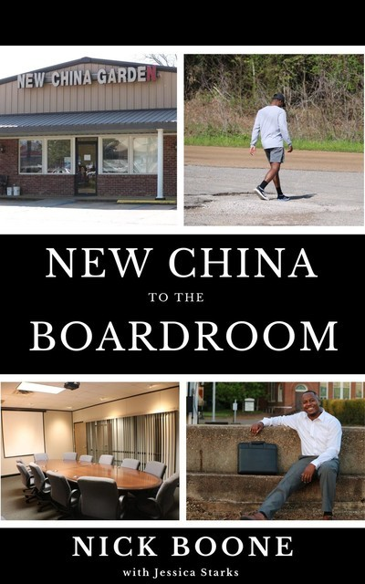 From New China To The Board Room, Nick Boone