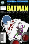 Batman Villains Quiz Book, Wayne Wheelwright