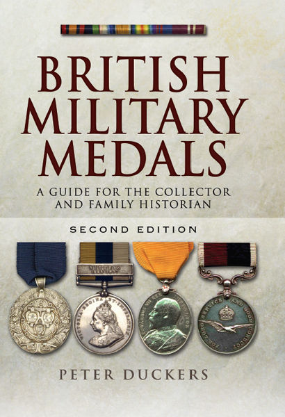 British Military Medals, Peter Duckers