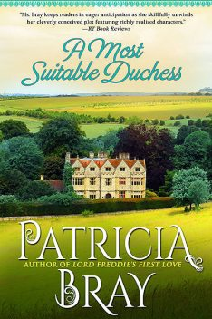 A Most Suitable Duchess, Patricia Bray