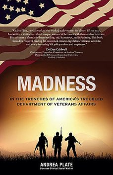Madness, Andrea Plate
