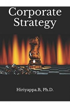 Corporate Strategy, Hiriyappa B
