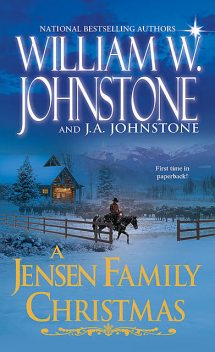 A Jensen Family Christmas, William Johnstone, J.A. Johnstone