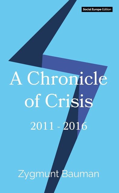A Chronicle of Crisis, Zygmunt Bauman
