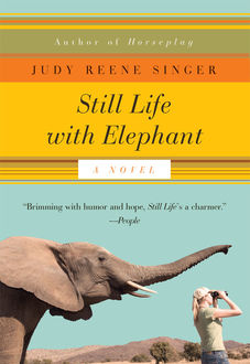 Still Life with Elephant, Judy Reene Singer