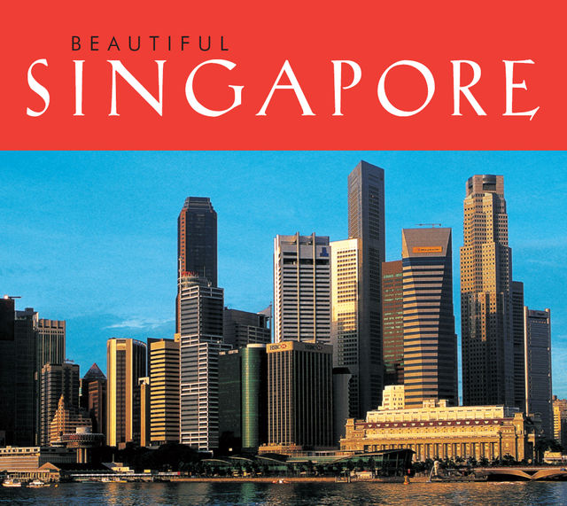 Beautiful Singapore, Periplus Editions