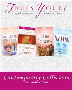 Truly Yours Contemporary Collection December 2014, Gail Sattler