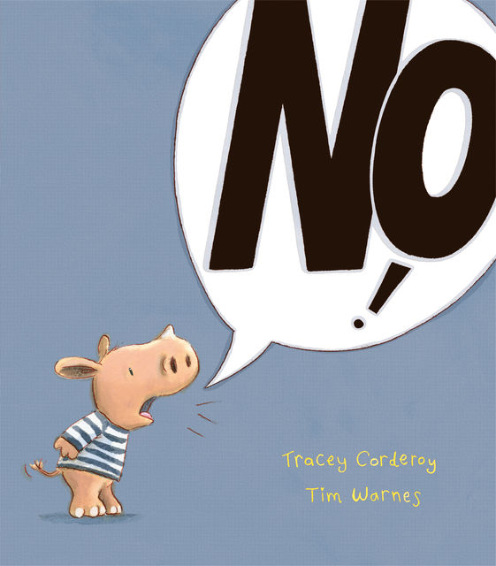 No!, Tracey Corderoy