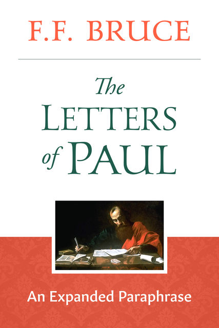 The Letters of Paul, F.F.Bruce