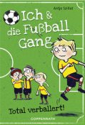Ich & die Fußballgang (Band 2), Antje Szillat
