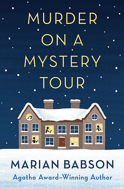 Murder on a Mystery Tour, Marian Babson