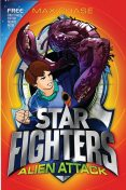 STAR FIGHTERS 1: Alien Attack, Max Chase