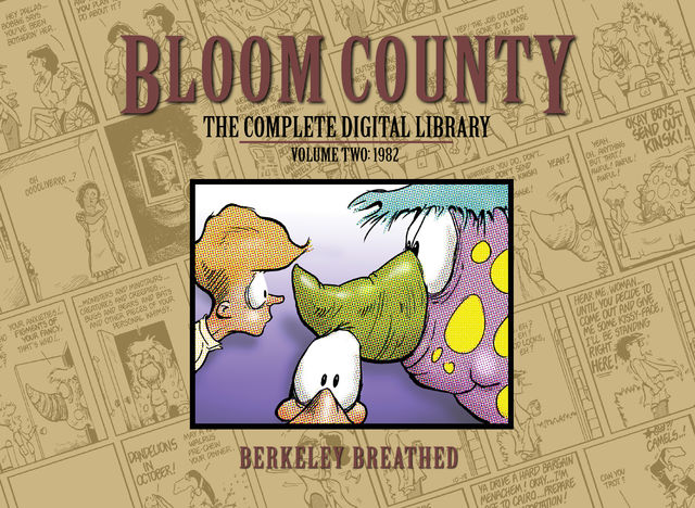 Bloom County Digital Library Vol. 2, Berkeley Breathed