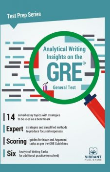 Analytical Writing Insights on the GRE General Test, Vibrant Publishers