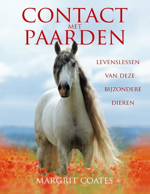 Contact met paarden, Margrit Coates