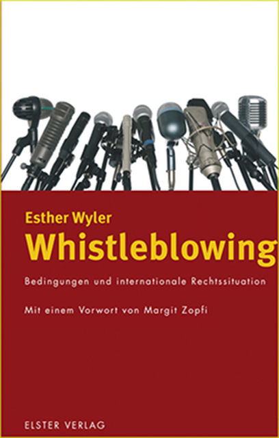 Whistleblowing, Esther Wyler