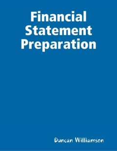 Financial Statement Preparation, Duncan Williamson