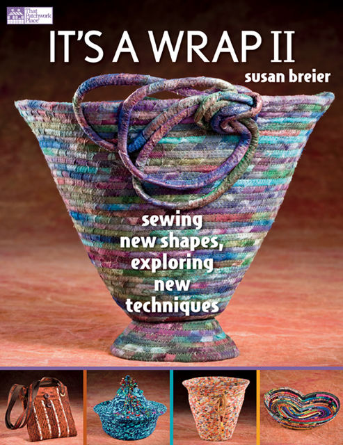 It's a Wrap II, Susan Breier