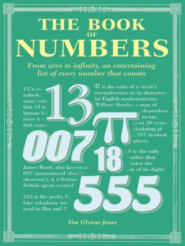 The Book of Numbers, Tim Glynne-Jones