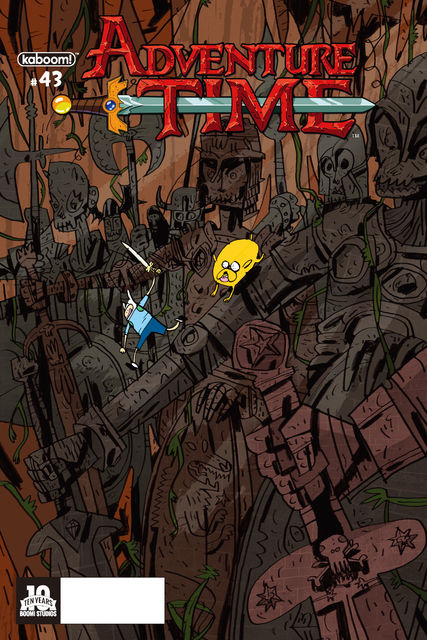 Adventure Time #43, Christopher Hastings