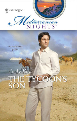The Tycoon's Son, Cindy Kirk