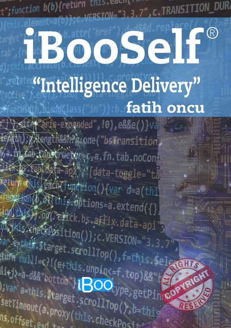 "iBooSelf ""Intelligence Delivery"", Fatih Oncu"