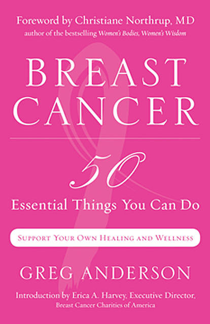 Breast Cancer, Greg Anderson