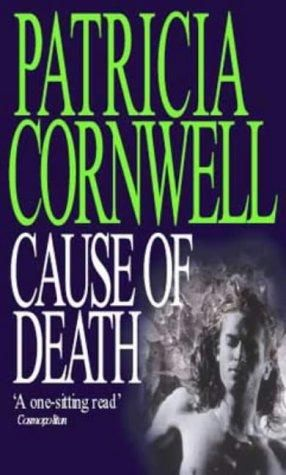 Cause Of Death, Patricia Cornwell