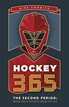 Hockey 365, The Second Period, Mike Commito