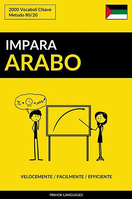 Impara l'Arabo – Velocemente / Facilmente / Efficiente, Pinhok Languages