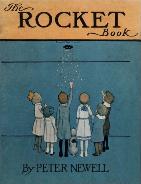 The Rocket Book, Peter Newell
