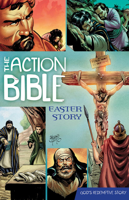 The Action Bible Easter Story, Sergio Cariello