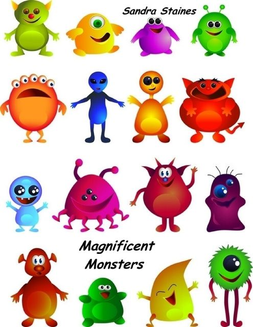 Magnificent Monsters, Sandra Staines