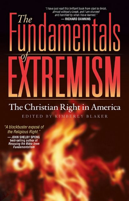 The Fundamentals of Extremism, Kimberly Blaker