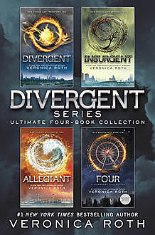 The Divergent Series Complete Collection, Veronica Roth
