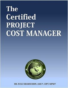 The Certified Project Cost Manager, Zulk Shamsuddin