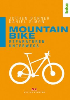 Mountainbike. Reparaturen unterwegs, Daniel Simon, Jochen Donner