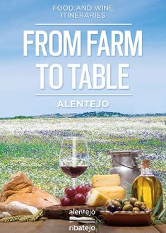 From Farm to Table, Ana Barbosa, Turaventur