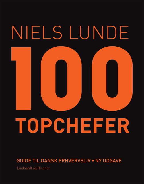 100 topchefer, Niels Lunde