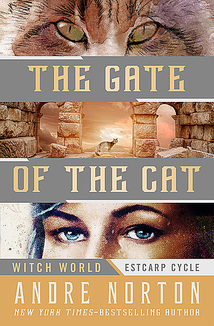 The Gate of the Cat, Andre Norton