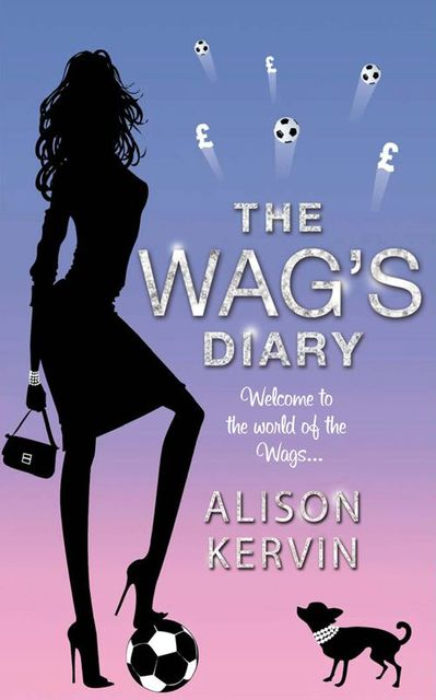 The WAG's Diary, Alison Kervin