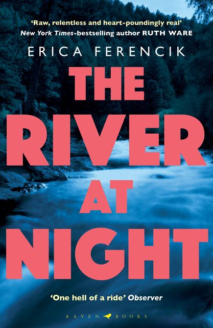 The River at Night, Erica Ferencik