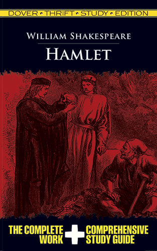 Hamlet. Thrift Study Edition, William Shakespeare