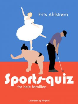 Sports-quiz for hele familien, Frits Ahlstrøm